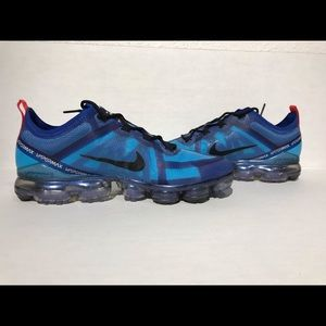 Nike Shoes - Nike Air Vapormax 2019 Indigo Force Blue